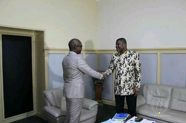 Kasaï central : Kabuya nomme le nouveau maire