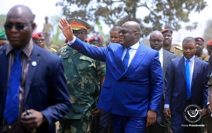 RDC : Tshisekedi attendu à Bruxelles du 17 au 20 et à New-York le 21