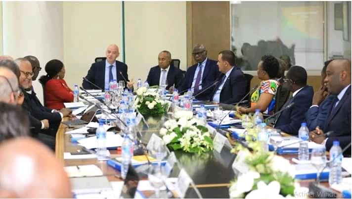 SPORTS-CAF/FIFA : une réunion pour accélerer les reformes au sein de la CAF