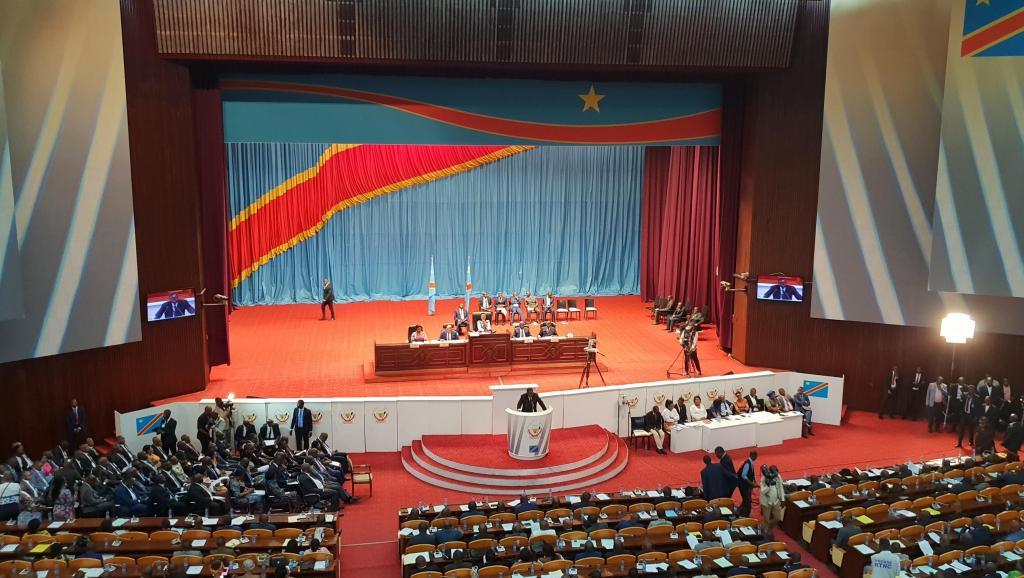 RDC: S.Ilunga utilise   la rhétorique pour répondre aux élus nationaux