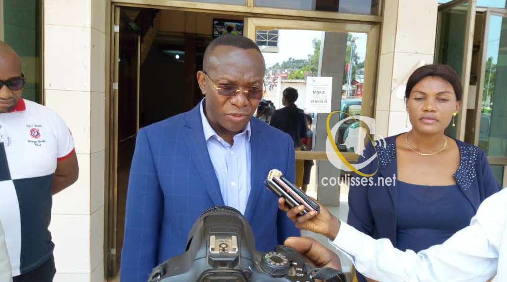 Kasaï oriental : Vodacom Congo promet son soutien au gouvernement provincial