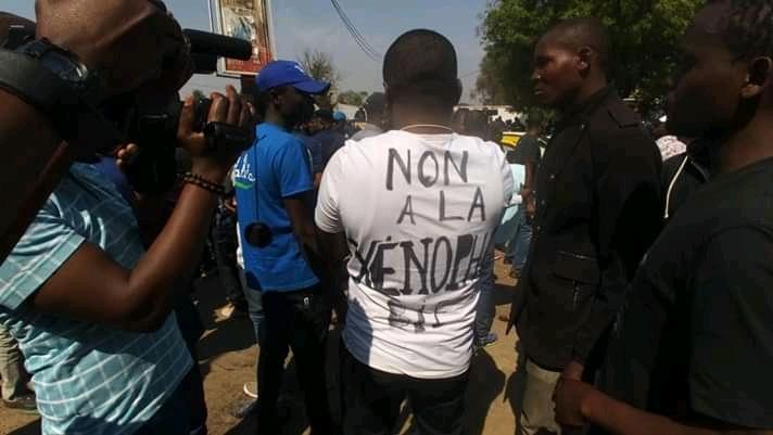 RDC- Lubumbashi : Tension entre des éléments de la police et les militants de la Lucha