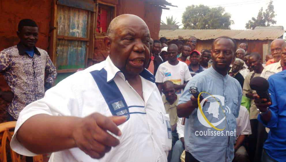 Kasaï oriental : Le député J.Mukendi à l'écoute de sa base
