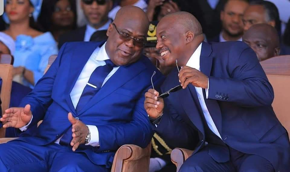 RDC: Felix Tshisekedi favorable à l'assouplissement des sanctions visant certains hommes politiques