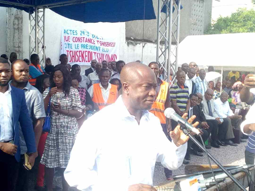 RDC: Augustin Kabuya dénonce l'escroquerie orchestrée par un cadre de l'UDPS