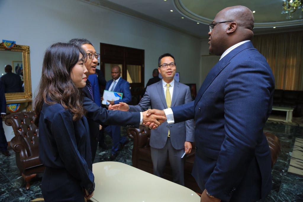 RDC :  Huawei technologie prête a accompagner la mise en oeuvre du Plan du numérique