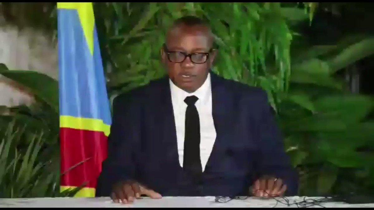 Kasaï oriental: Le gouverneur J. Maweja remercie Tshisekedi pour l'effectivité de la gratuité de l'enseignement de base