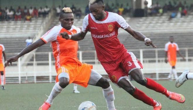 SPORTS vodacom- Ligue 1: Sanga Balende et Renaissance se neutralisent 1-1