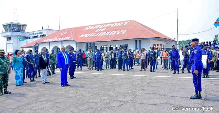 Kasaï oriental : Le gouverneur J. Maweja va à Kinshasa au Forum sur le numérique