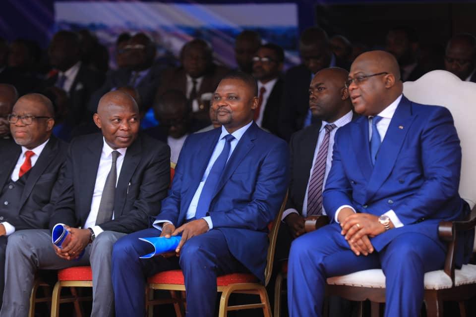 RDC : Tshisekedi lance l'année scolaire 2019-2020 à l'Institut Mokengeli