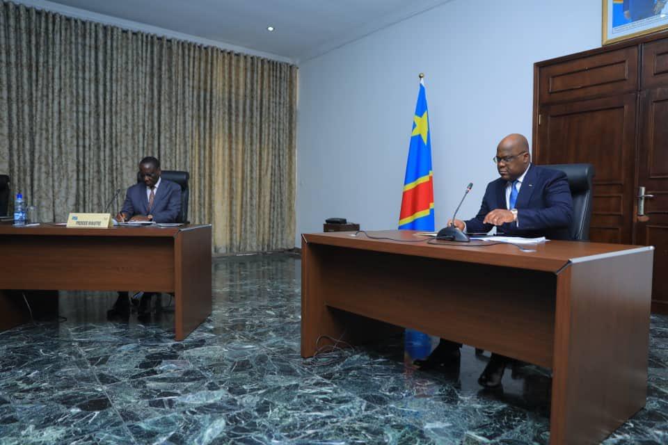 RDC: Félix Tshisekedi Tshilombo est en plein conseil des ministres ce vendredi 13 septembre. Sa table est pleine de dossiers brûlants.