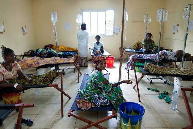Kasaï oriental : 456 cas de choléra notifiés dont 28 décès