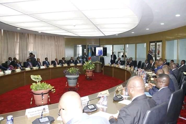 RDC: Conseil des ministres ce vendredi sous la présidence de Tshisekedi