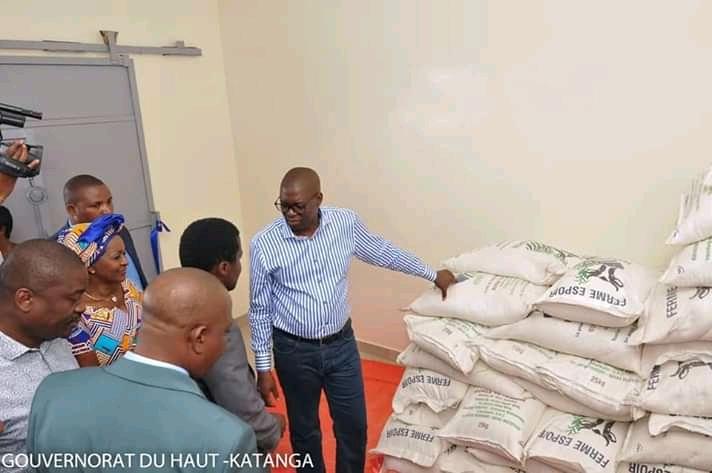 RDC-HautKatanga: Un sac de farine de maïs à 18000fc dès ce lundi