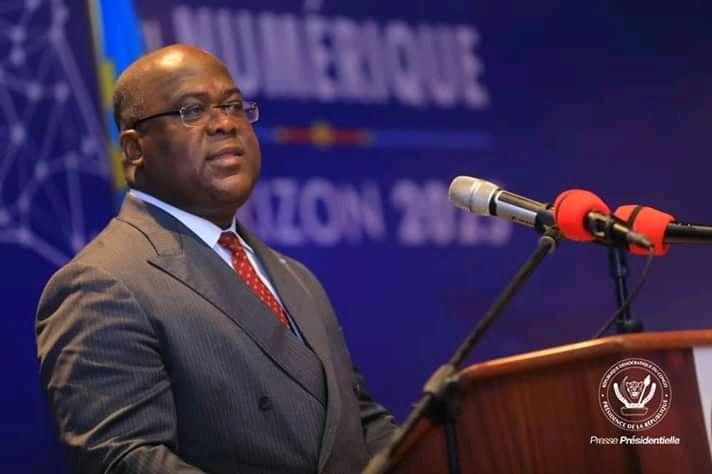 RDC: Tshisekedi annonce pour 2020 le lancement de la campagne d'identification biométrique des congolais