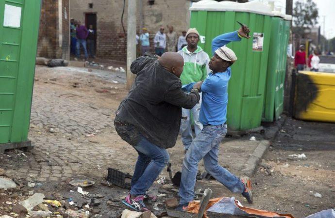 RDC : Deux congolais ont été tués dans les violences en Afrique du sud