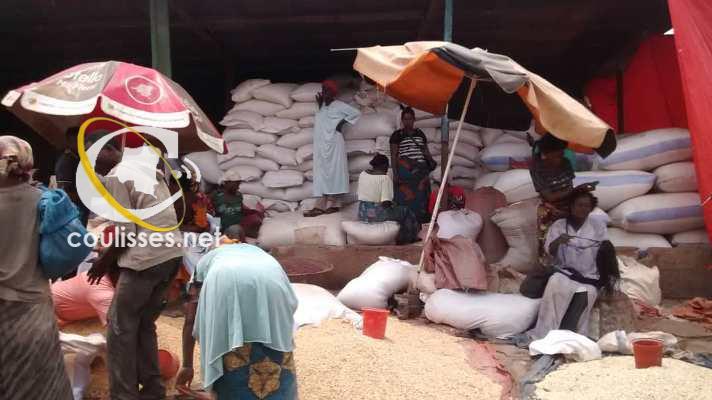 Kasaï oriental : Légère baisse de prix de maïs sur les marchés de Mbujimayi