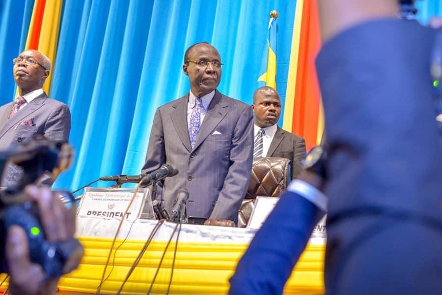 RDC :Renouvellement de mandat de 41 conseillers sur 68 du conseil économique et social