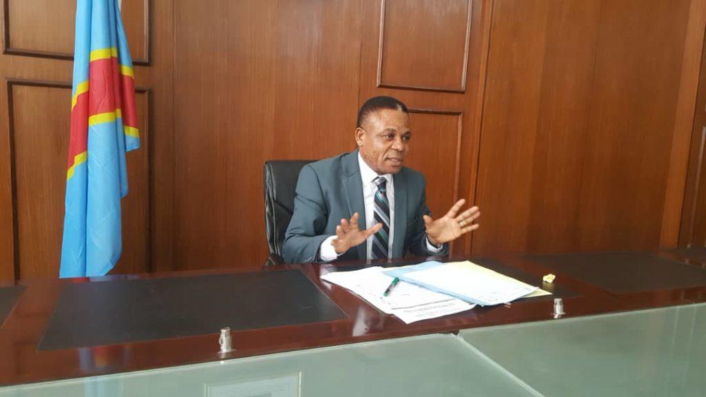 RDC: Meurtre du responsable de Vijana, le ministre de l'intérieur interpellé à l'auditorat militaire