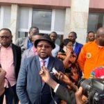 RDC: Deux candidatures au poste de rapporteur adjoint de l'Assemblée nationale, A.F. Puela et C. Okende