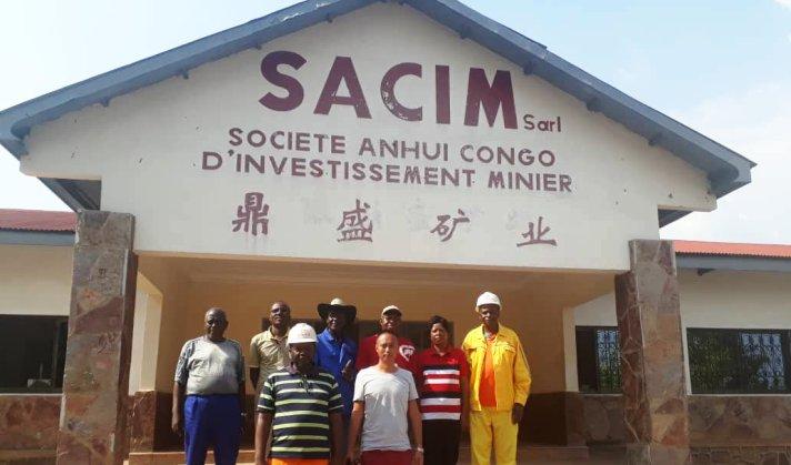 Kasaï oriental : La SACIM a versé à la province 924. 166, 75 USD depuis février 2019