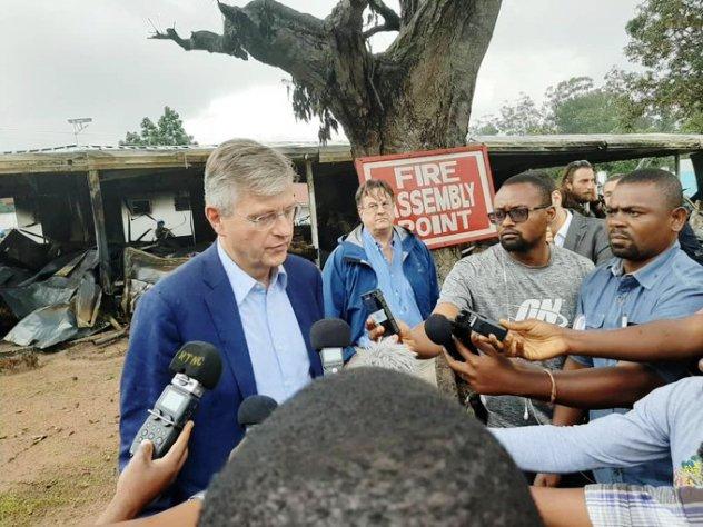 RDC- Nord- Kivu: en visite à Beni, Jean-Pierre Lacroix dit tirer des leçons du passé