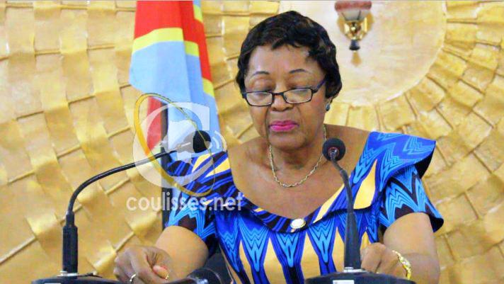 Kasaï oriental : Jeannette Longa ouvre les travaux de la revue annuelle UNICEF-RDC