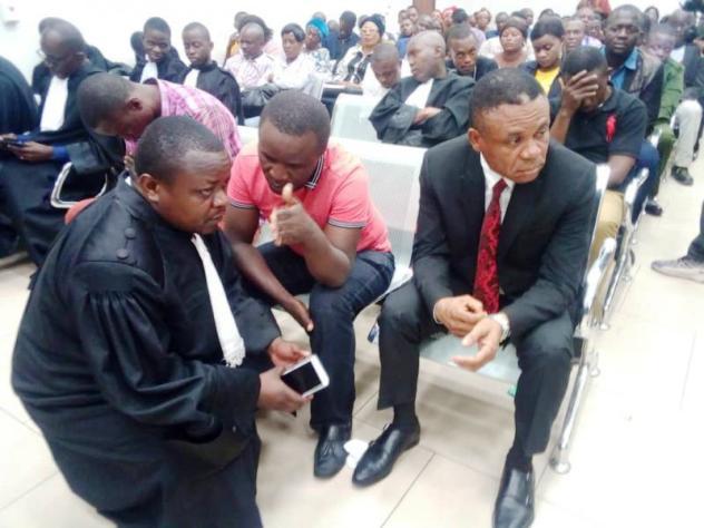 RDC: Dolly Makambo, annoncé à la cour militaire tantôt attendu à l'assemblée provinciale de Kinshasa.