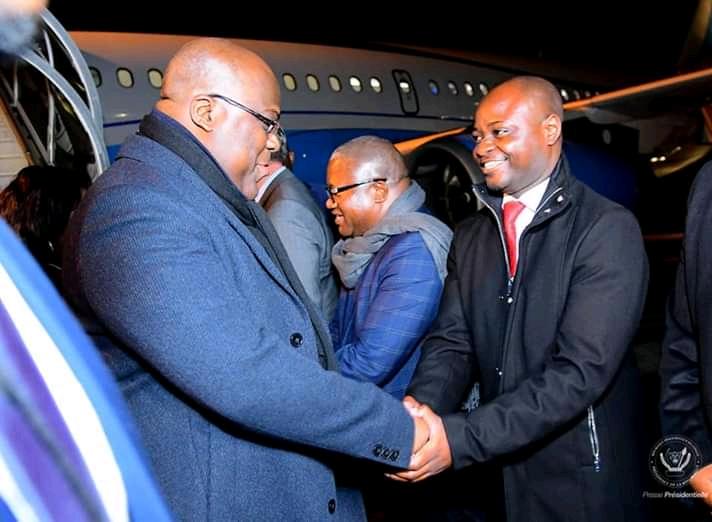 RDC- France : Tshisekedi au pays de Macron depuis ce dimanche