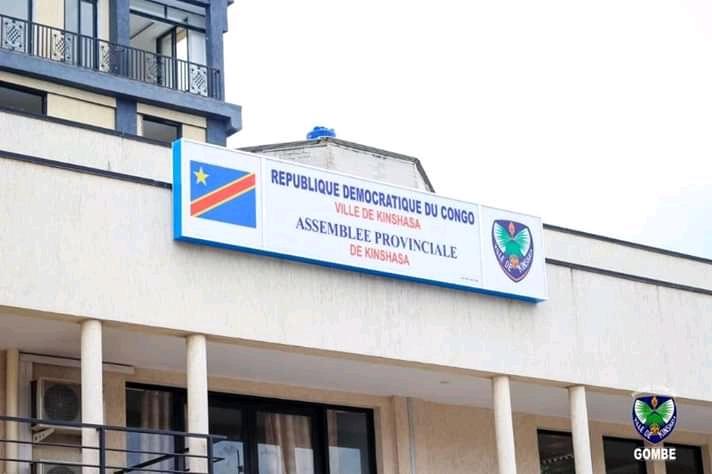 RDC : Dolly Makambo échappe bel à la suspension proposée à l'Assemblée provinciale