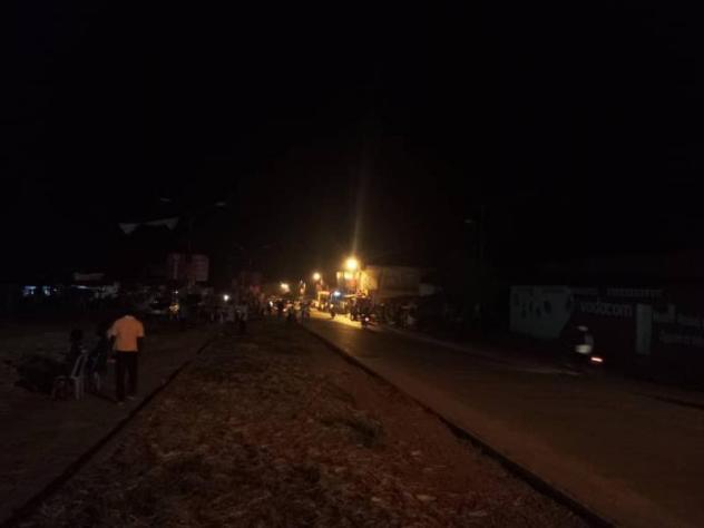 Kasaï oriental : La ville Mbujimayi  dans le noir depuis deux semaines