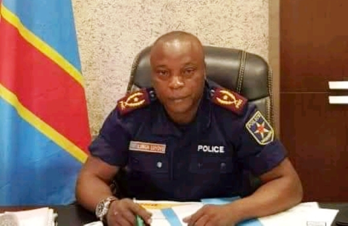 RDC/Haut-Katanga: Suspension du commissaire divisionnaire adjoint de la PNC pour coups et blessures