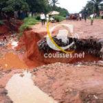 Kasaï oriental : Des érosions se multiplient à la suite des pluies diluviennes