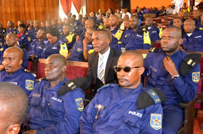 RDC: Le solde du policier revu à la hausse d'ici 2020