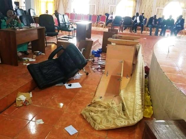 RDC- Kongo central : coups de feu en pleine plénière