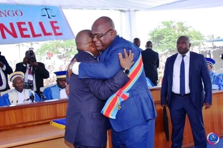 RDC : Festivités de l'an 1 de l'alternance, un monument de la démocratie sera construit en souvenir