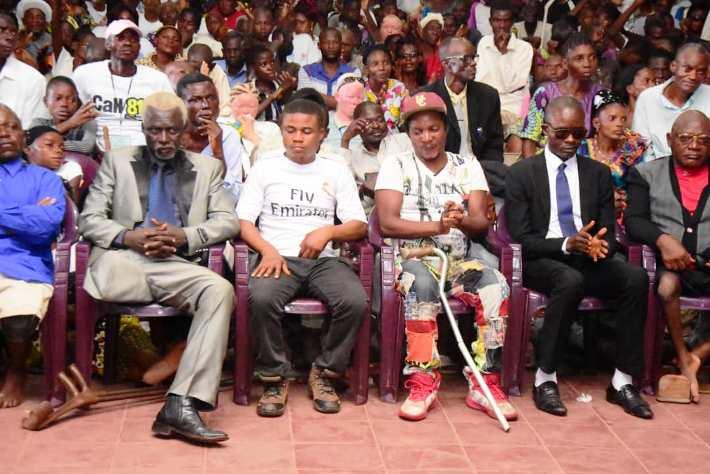 Kasaï oriental : Les handicapés réclament leur dénombrement