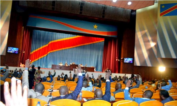 RDC: Examen de la loi des finances 2020, l'Assemblée nationale siège ce mardi