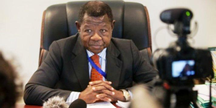 RDC: Retiré de la prison de l'UE, Mende remercie Tshisekedi