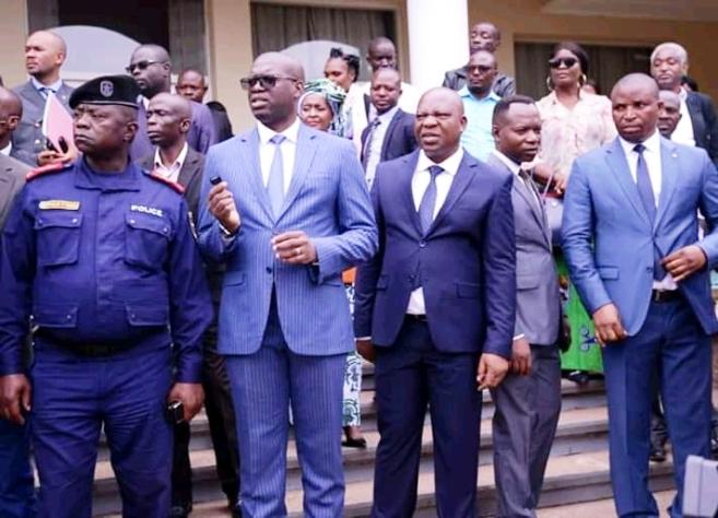 RDC/Haut-Katanga: Jacques Kyabula promet de mettre fin à l'insécurité dans sa province