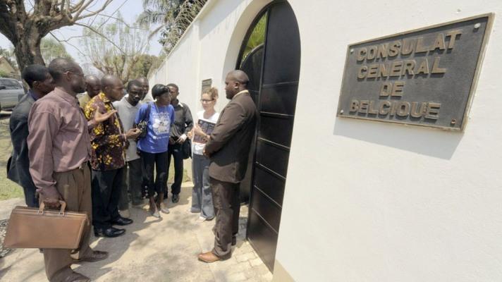 RDC-Haut-Katanga: Le consulat Belges réouvre ses portes à Lubumbashi ce lundi