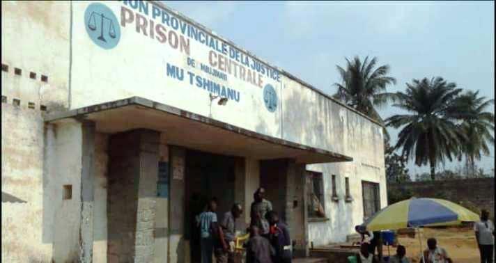 Kasaï oriental : Le directeur de la prison centrale de Mbujimayi aux services des renseignements depuis Lundi