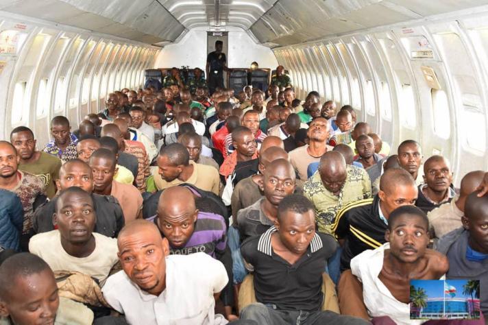 RDC/Haut-Katanga: L'ONG IAICGD réclame quinze prisonniers L'shois déportés vers Angenga