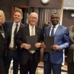 RDC-Grande-Bretagne: Le ministre de l'industrie Julien Paluku s'engage à soigner l'image de la RDC