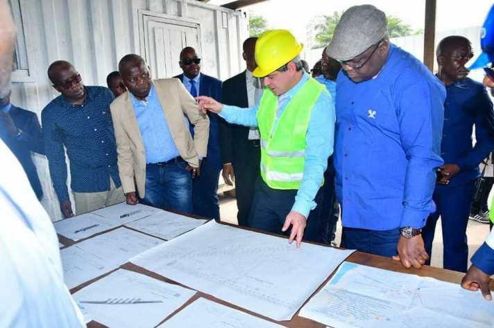 RDC : Félix Tshisekedi veut voir clair dans les dépenses dans la construction des sauts-de-moutons