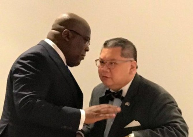 RDC: Peter Pham attendu prochainement à Kinshasa