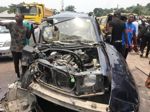 RDC: Un accident de circulation fait des morts et des blessés à Kinshasa