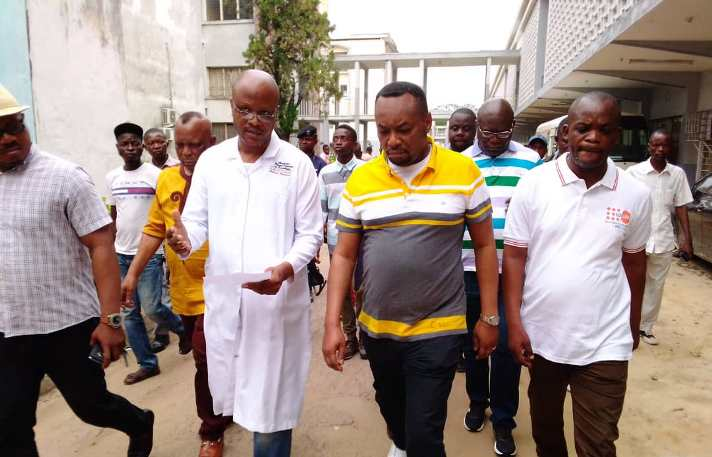 RDC- Accident à Kinshasa: Jolino Makelele indique les services sont instruits pour prévenir pareils accidents