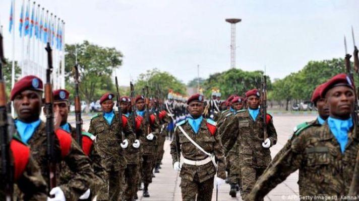 RDC : Les FARDC, 8ème puissance militaire africaine, selon Global Fire Power
