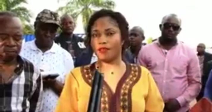 RDC: La ministre de l'économie nationale condamne la multiplicité des taxes sur l'axe Kinshasa-Mongata